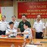 Bàn giao chức vụ Bí thư Đảng ủy - Chính ủy Cảnh sát biển Việt Nam