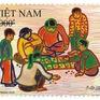 """Trở lại tuổi thơ nhân dịp 1/6 với bộ tem """"Trò chơi dân gian"""""""