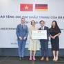 Trao tặng 300.000 khẩu trang tới nhân dân CHLB Đức