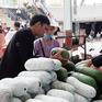 Bí xanh thơm, gạo Japonica Bắc Kạn về thị trường Thủ đô