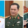 Thủ tướng bổ nhiệm 3 Thứ trưởng Bộ Quốc phòng