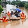 Mưa lũ nghiêm trọng tại Indonesia, Ấn Độ và Trung Quốc
