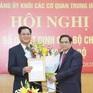 Trao quyết định Bí thư Tỉnh ủy Phú Yên làm Phó Bí thư Đảng ủy khối các cơ quan Trung ương