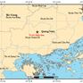 Quảng Ninh xuất hiện động đất 2,6 độ Richter