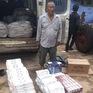 Phát hiện, thu giữ 2700 gói thuốc lậu mang nhãn hiệu nổi tiếng