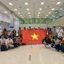 200 công dân Việt Nam từ Sri Lanka, Bangladesh về nước an toàn