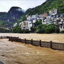 Trung Quốc nâng mức phản ứng khẩn cấp đối phó lũ lụt