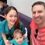 Đóng phim tại TP.HCM, Lan Phương xót xa khi không được ở bên con gái 2 tuổi