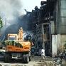 Nguy hiểm tiềm ẩn từ những vụ cháy hóa chất trong thành phố