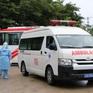 Bệnh viện dã chiến đầu tiên tại Đà Nẵng sẵn sàng tiếp nhận bệnh nhân COVID-19
