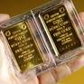 Giá vàng giảm sâu về gần mốc 57 triệu đồng/lượng