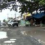 Hơn 3km đường dân sinh lồi lõm, sửa chữa chắp vá suốt 10 năm