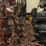 Bắt ổ nhóm chuyên trộm cổ vật xuyên tỉnh thành với số lượng lớn