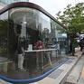 Nhà chờ xe buýt thông minh giúp ngăn COVID-19 lây lan tại Hàn Quốc