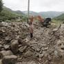 Mưa lớn gây ngập lụt nghiêm trọng tại Hàn Quốc