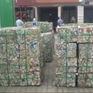 TP.HCM: Phát hiện 6 container phế liệu ngụy trang thành thức ăn gia súc