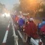 Đêm nay không khí lạnh tràn xuống, Hà Nội mưa to