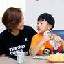 Hai mẹ con Thu Quỳnh cách ly ở nhà vì tiếp xúc nhiều người từ Đà Nẵng trở về