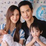 Trịnh Gia Dĩnh chào đón con trai thứ 2 với vợ trẻ Hoa hậu