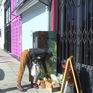 """""""Tủ lạnh cộng đồng"""" cho người nghèo tại Mỹ"""