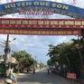 Quảng Nam phong tỏa thêm khu vực nguy cơ cao lây nhiễm COVID-19