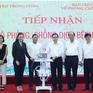 Trao tặng 500 máy thở cho Mặt trận Tổ quốc Việt Nam