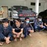 Bắt 5 đối tượng vận chuyển 60.000 viên ma túy tổng hợp từ Lào vào Việt Nam