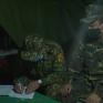 """Bộ đội biên phòng """"ăn lán, ngủ rừng"""" ngăn chặn xuất nhập cảnh trái phép"""