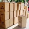 Đắk Lắk: Phát hiện xe ô tô chở 50 thùng khẩu trang y tế không rõ nguồn gốc