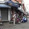 Lập chốt kiểm soát phòng, chống dịch các khu chợ vùng ven TP.HCM
