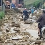 Sa Pa khắc phục hậu quả mưa lũ