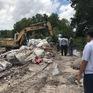 Tây Ninh bắt quả tang đối tượng chôn lấp rác thải y tế không qua xử lý
