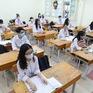 Phát khẩu trang y tế ở điểm thi tốt nghiệp THPT cho thí sinh nghi vấn gian lận