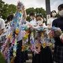 Nhật Bản tưởng niệm 75 năm Nagasaki bị đánh bom nguyên tử