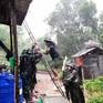 2 phụ nữ bị thương nặng do sự cố trong bão số 5