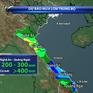 Nhiều nơi mưa to, nguy cơ sạt lở đất do ảnh hưởng của bão số 5