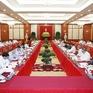 Bộ Chính trị cho ý kiến về chuẩn bị đại hội đối với 20 đảng bộ trực thuộc Trung ương