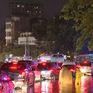 """Chậm tiến độ các dự án thoát nước, đường Hà Nội ngập """"không lối thoát"""" ngày mưa"""