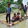 Mưa lũ gây ngập lụt nghiêm trọng tại Mumbai, Ấn Độ