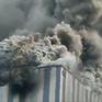 Cháy lớn tại công trình tỷ đô của Huawei