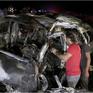 Cháy xe chở khách ở Pakistan, ít nhất 13 người thiệt mạng