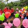 Mang Trung thu về với học sinh vùng cao tỉnh Lao Cai