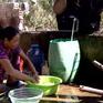 Người dân sử dụng nước nhiễm mặn, ô nhiễm nghi do công ty xả thải
