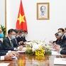 Thủ tướng hoan nghênh Tập đoàn Vương quốc Anh đầu tư dự án điện gió tại Việt Nam