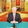 Tổng Bí thư, Chủ tịch nước Nguyễn Phú Trọng chúc mừng ngành Khí tượng thủy văn