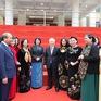 ẢNH: Tổng Bí thư, Chủ tịch nước Nguyễn Phú Trọng và các đại biểu dự Hội nghị Trung ương 15