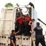 Phát hiện 130 người di cư trong thùng xe tải tại Mexico