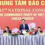 1.587 đại biểu về dự Đại hội XIII, đông nhất trong 13 kỳ Đại hội Đảng toàn quốc
