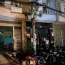 Giải cứu 5 người khỏi đám cháy trong đêm tại TP Hồ Chí Minh