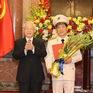 Tổng Bí thư, Chủ tịch nước trao Quyết định thăng quân hàm Thượng tướng cho Thứ trưởng Bộ Công an